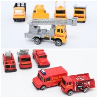 Bộ mô hình 5 xe ô tô độc đáo - Sản phẩm cho bé