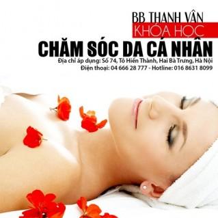 Khóa học chăm sóc da cá nhân BB Thanh Vân