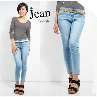 Quần jean dài cho nữ - 2 - Thời Trang Nữ