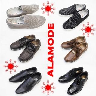 Giày nam thời trang ALAMODE