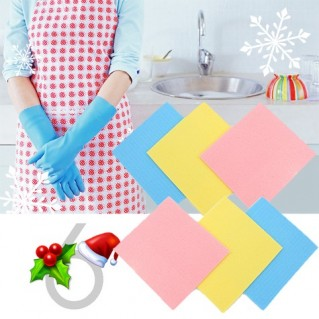 Combo 6 miếng khăn lau bếp thần kỳ