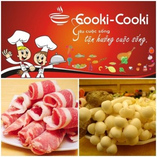 Lẩu băng chuyền Cooki-Cooki hiện đại