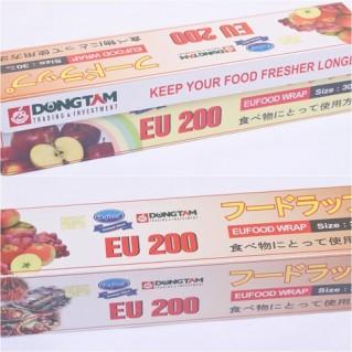 Màng bọc thực phẩm EUFOOD WRAP EU 200