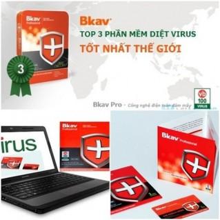 Phần mềm diệt virus Bkav Pro 2012