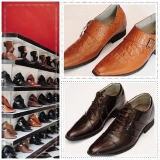 Voucher mua giầy tăng chiều cao Westman