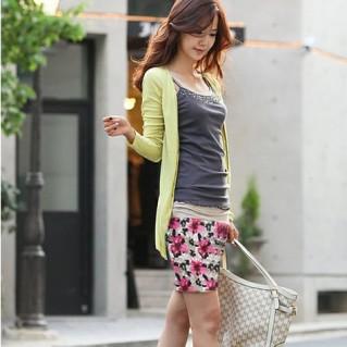 Xinh tươi trong nắng với chân váy hoa đáng yêu - 1 - Thời Trang Nữ