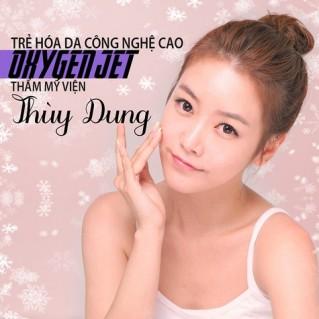 Trẻ hóa da công nghệ cao Oxygen Jet TMV Thùy Dung