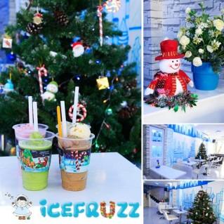 Icefruzz - Nước uống cao cấp đến từ Mỹ