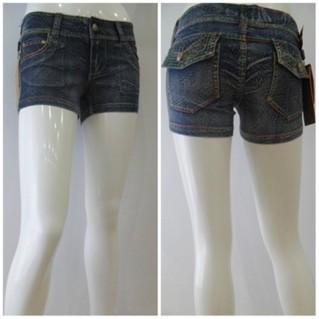 Quần short jean cho nữ - 1 - Thời Trang Nữ