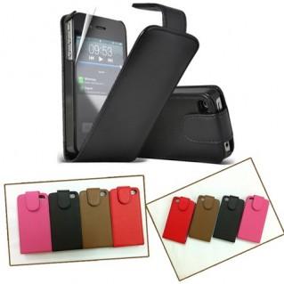 Bao da cho Iphone 4/4S - 1 - Đồ Dùng Điện