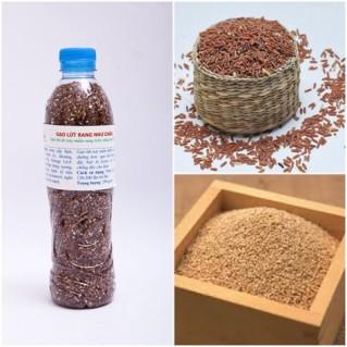 Combo 5 chai gạo Lứt bổ sung vitamin