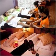 Massage chân tại Hồng Anh Beauty Salon 1