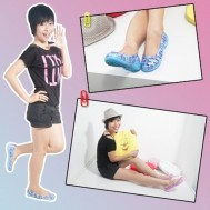 Giày đi mưa cho bạn gái