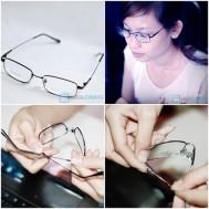 Sành điệu với mắt kính Titanium - 1 - Thời Trang và Phụ Kiện - Thời Trang và Phụ Kiện