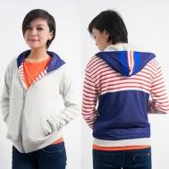 Áo khoác nữ 2 mặt - 1 - Thời Trang Nữ