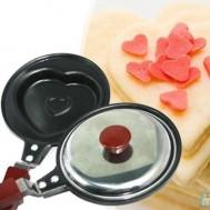 02 chảo chiên trứng hình trái tim - 1 - Gia Dụng