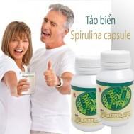 Tảo Spirulina - Tăng đề kháng cơ thể