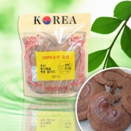 Nấm linh chi Hàn Quốc thái lát (bịch 0.5kg)