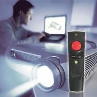Remote hỗ trợ trình chiếu khi thuyết trình