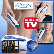 Máy tẩy lông Wizzit (kèm phụ kiện)