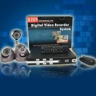 Bộ Camera giám sát Eview và Đầu ghi hình DVR