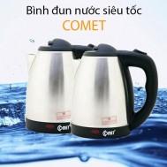 Bình đun nước siêu tốc COMET 1,8L