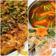 Đặc sản Cá Tầm - Món ăn hoàng gia