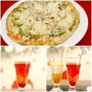 Pizza, Sinh tố thơm ngon cho Teen