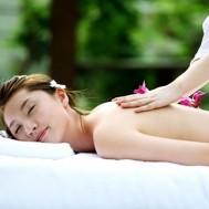 Massage Body + Xông Hơi thư giãn