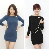 Thời trang với áo len nữ dáng dài - 1 - Thời Trang Nữ