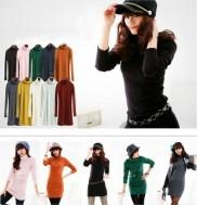 Combo 2 áo cao cổ dáng dài - 1 - Thời Trang Nữ