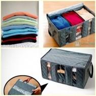 Túi vải 3 ngăn tiện dụng