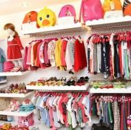 Voucher mua quần áo cho bé Bambi Shop