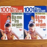 1001 Điều cần biết về chăm sóc bà mẹ & trẻ sơ sinh