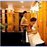 Chụp ảnh cưới tại Giáng Hương Studio