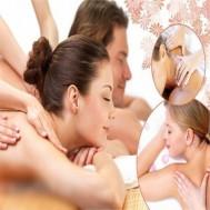 Xông hơi + Massage body thư giãn cổ truyền