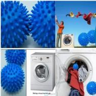 Banh giặt quần áo Dryer Balls