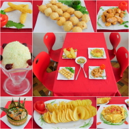Thưởng thức đồ ăn tại Fast Food Việt - 1 - Ăn Uống