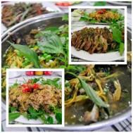 Vịt mán Vua Bà Nhà hàng gà tươi Minh Thắng