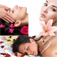 Lựa chọn 01 trong 03 dịch vụ massage