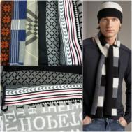 Khăn len nam phong cách Hàn Quốc - 1 - Thời Trang Nam