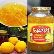 Mật ong chanh Hàn Quốc - 2 - Sức khỏe và làm đẹp