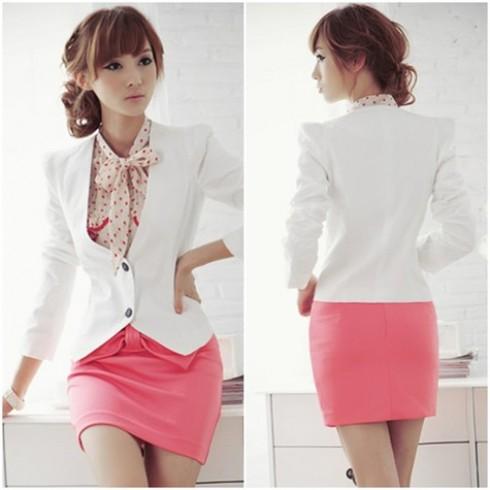 Áo vest thời trang nữ