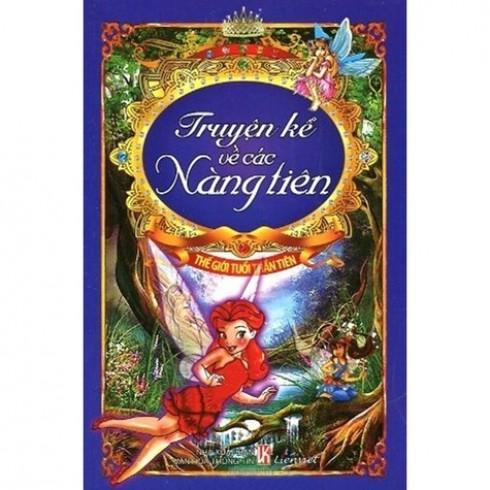 Truyện kể về các hoàng tử, công chúa, nàng tiên - 2 - Sách Truyện