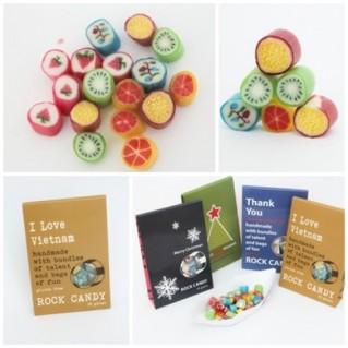 Combo 4 gói kẹo Rockcandy cho ngày tết