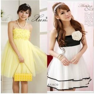 Đầm xòe công chúa và đầm cưới ngắn - 1 - 2 - Thời Trang Nữ - 1 - 2 - Thời Trang Nữ