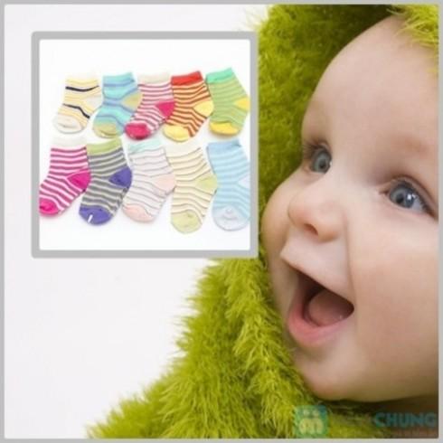Combo 10 đôi tất ấm áp cho bé yêu - 1 - Đồ Chơi - Sản phẩm cho bé