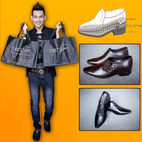 Phiếu mua Giày tăng chiều cao cho nam