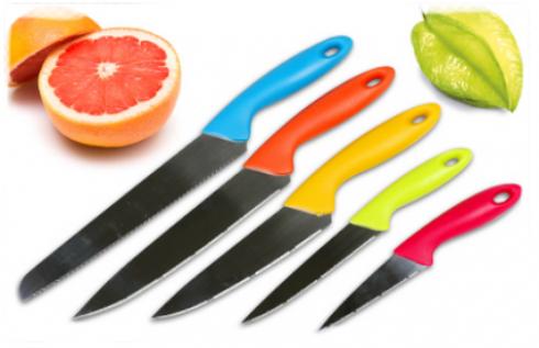 Bộ dao làm bếp 5 loại - 1 - Gia Dụng
