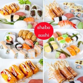 Set sushi hoặc Set lẩu cho 1 người